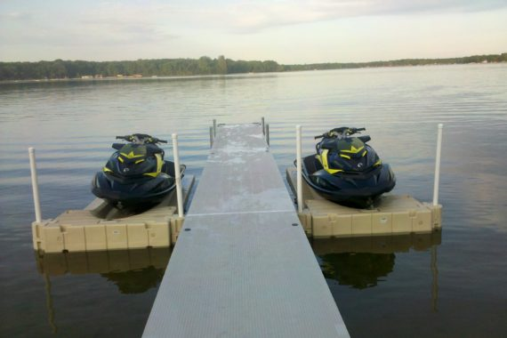 seadoo floating dock
